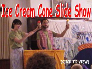 Click to view the slide show of How the Ice-Cream Cone was Invented